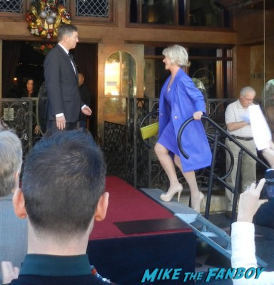 helen mirren walk of fame star ceremony signed autograph rare promo hollywood signing autograph walk of fame star ceremony 001