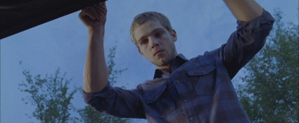 Max Thieriot the house at the end of the street rare press promo still rare photograph