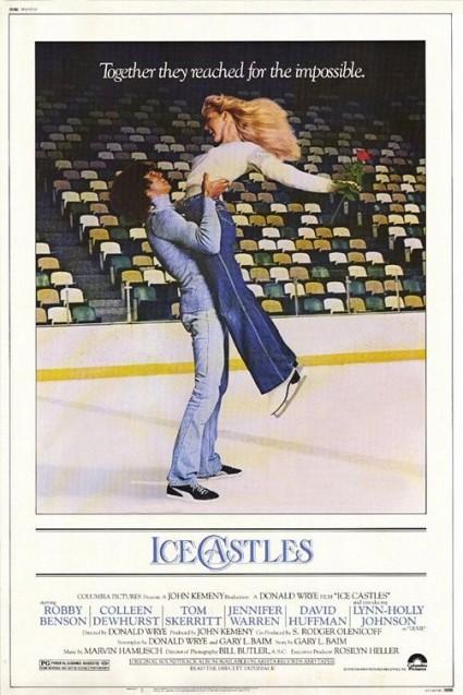 lexie Lynn-Holly Johnson robby benson hot shirtless rare promo ice castles press promo still rare hot sexy now rare 1970s classic cute blonde ice skater