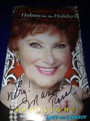 Marion Ross signed autograph photo rare brooklyn bridge dvd happy days Mrs. C signature rare promo