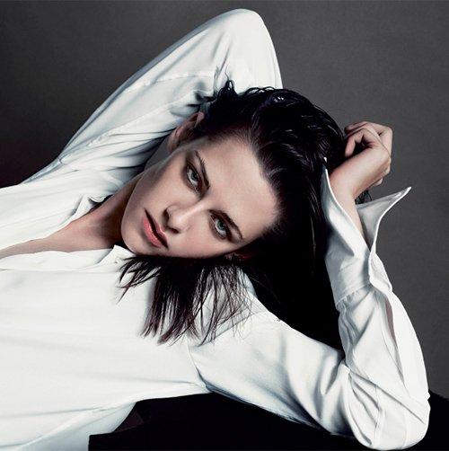 Kristen Stewart V Magazine cover rare promo photo shoot hot sexy on the road twilight sexy promo photo shoot hot