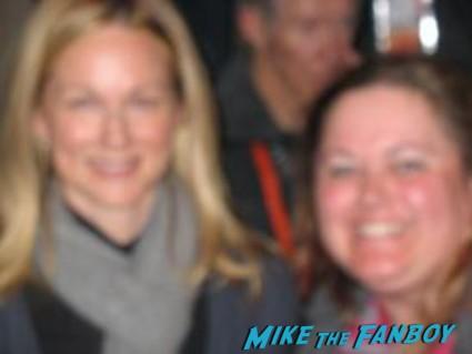 laura linney photo fan photo signing autographs rare promo hot sexy the big c star rare autograph signed photo rare