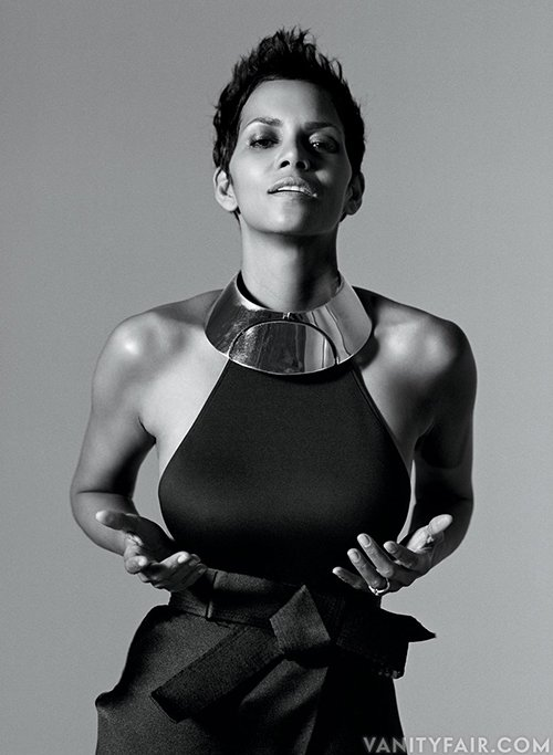 halle berry vanity fair march 2013 magazine cover rare bruce weber hollywood issue rare promo photo shoot hot sexy