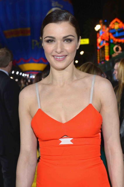"Premiere Of ""Oz The Great And Powerful""  rachel weisz  red carpet promo hot sexy star"
