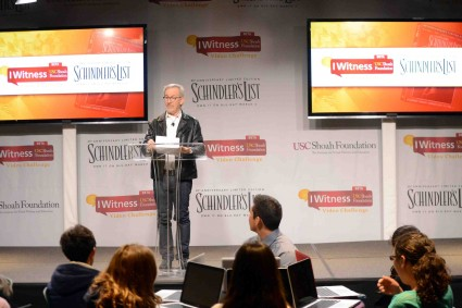 USC Shoah Foundation's Witness Video Challenge