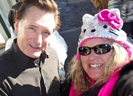 Bill Pullman fan photo signing autographs for fans rare promo now and then hot sexy 2013 sundance