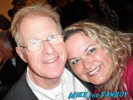 Ed Begley, Jr fan photo signing autographs for fans rare promo st. elsewhere star