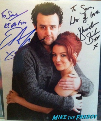 Daniel Mays signed autograph promo phot sheridan smith rare hot sexy star