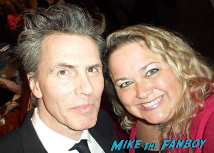John Taylor fan photo signing autographs for fans pretty in pinky rare signing autographs rare