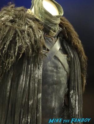 Jon Snow costume Kit Harrington's full Night's Watch costume original prop costume game of thrones kit harrington rare jon snow cosplay