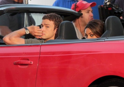 justin timberlake sexy hot rare sitting in a car on the set of friends with benefits justin timberlake shirtless naked rare promo photo no shirt hot sexy muscle bicep abs promo jeans hot sexy