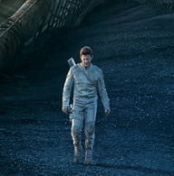 Oblivion new one sheet movie poster promo rare tom cruise morgan freeman rare promo hot