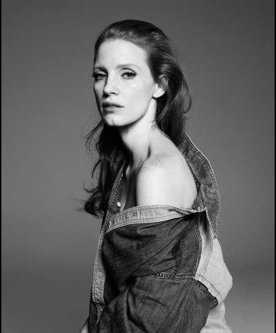 jessica chastain sexy time magazine's great performances portrait photo shoot 2013 academy awards 2012 rare lincoln