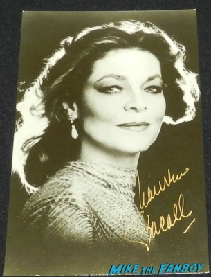 lauren bacall signed autograph photo rare promo hot sexy star rare promo