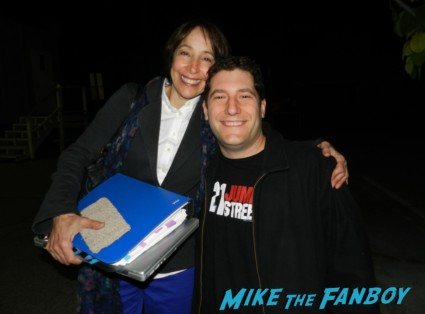 didi conn fan photo rare promo 2013 rare promo didi conn signing autographs for fans grease frenchy now 2013 004