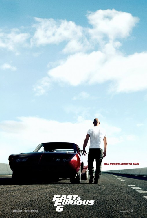 fast_and_furious_six vin diesel Fast 6 rare promo movie poster one sheet hot sexy rare fast six promo movie poster teaser