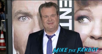 eric stonestreet arriving on the red carpet at the identity thief world movie premiere red carpet jason bateman melissa mccarthy (3)