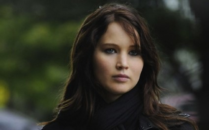 Jennifer lawrence silver linings playbook promo photo still hot rare oscar nomination hunger games katniss