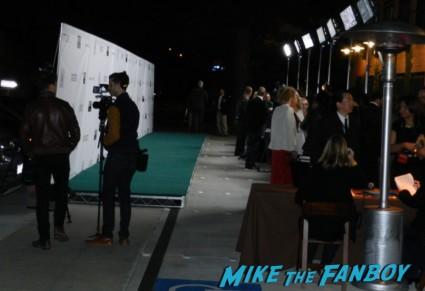 Meeting Colin Farrell jj abrams irish awards at bad robot studios in santa monica ca signing autographs for fans rare