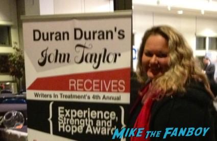 john taylor skirball center award ceremony marquee robert downey jr. rare