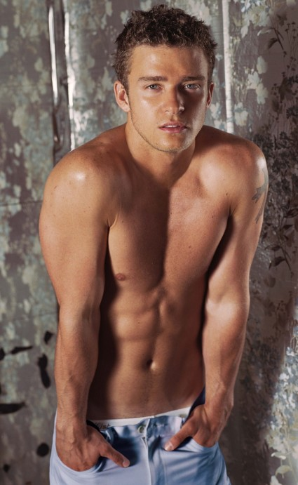 justin timberlake shirtless naked rare promo photo no shirt hot sexy muscle bicep abs promo jeans hot sexy