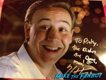 keith coogan signed autograph promo 8x10 photo hot sexy rare promo adventures in babysitting star don't tell mom the babysitters dead