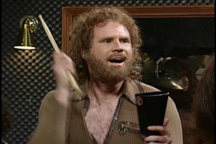 more cowbell will_ferrell SNL sketch saturday night live rare promo press still hot rare elf  night at the roxbury