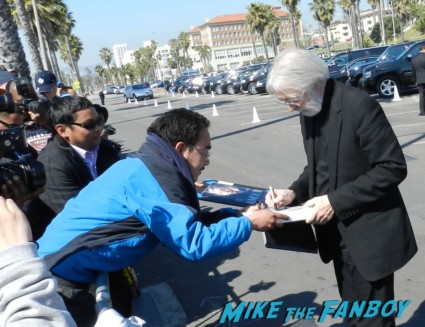 Michael Haneke signing autographs at the The Independent Spirit Awards 2013! Drama! Insanity! With Jennifer Lawrence! Daniel Radcliffe! Matthew McConaughey! Ellen Page! Jason Bateman! Salma Hayek! Kerry Washington! Bradley Cooper! Chris Tucker! Sam Rockwell! Zoe Saldana! Paul Rudd! And So Much More! Autographs! Photos! And More!