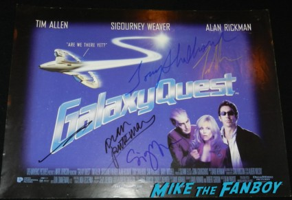 galaxy quest signed autograph uk quad mini poster sam rockwell sigourney weaver tim allen sam rockwell signing autographs at the The Independent Spirit Awards 2013! Drama! Insanity! With Jennifer Lawrence! Daniel Radcliffe! Matthew McConaughey! Ellen Page! Jason Bateman! Salma Hayek! Kerry Washington! Bradley Cooper! Chris Tucker! Sam Rockwell! Zoe Saldana! Paul Rudd! And So Much More! Autographs! Photos! And More!