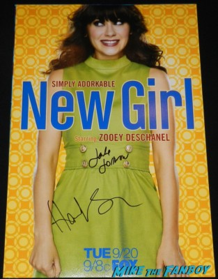 hannah simone signed autograph new girl mini poster signing autographs at the The Independent Spirit Awards 2013! Drama! Insanity! With Jennifer Lawrence! Daniel Radcliffe! Matthew McConaughey! Ellen Page! Jason Bateman! Salma Hayek! Kerry Washington! Bradley Cooper! Chris Tucker! Sam Rockwell! Zoe Saldana! Paul Rudd! And So Much More! Autographs! Photos! And More!ng autographs spirit awards 2013 daniel radcliffe salma hay 033