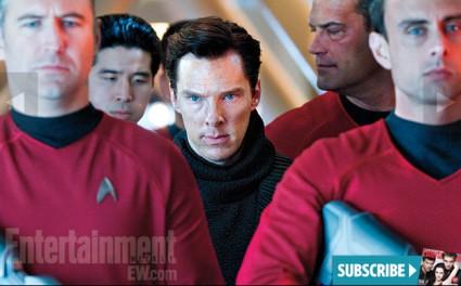 Benedict Cumberbatch star trek into darkness promo movie still photo hot sexy evil villain rare promo