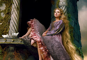 taylor swift rapunzel annie leibowitz walt disney resorts photo hot rare1