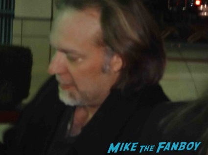 Greg Nicotero, Executive Producer/Special Effect Make-Up Designer the walking dead signing autographs for fans rare promo hot