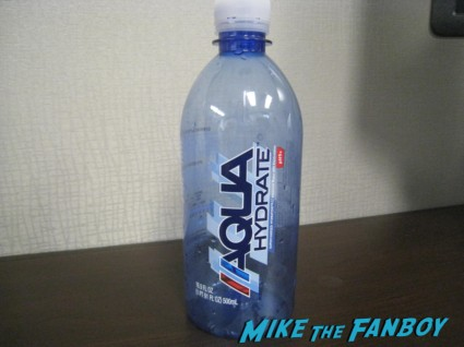 aqua water h2o infused water promoted by marky mark and puff daddy