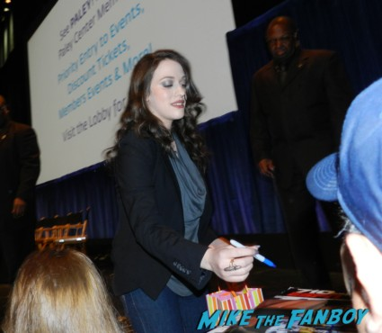 sexy kat dennings signing autographs for fans at Paleyfest 2013! 2 Broke Girls! With Kat Dennings! Beth Behrs! Garrett Morris! Jonathan Kite! Jennifer Coolidge! Matthew Moy! Autographs! Photos! Happy Theo's! 2 broke girls paleyfest 2013 kat dennings hot sexy signing autog 006
