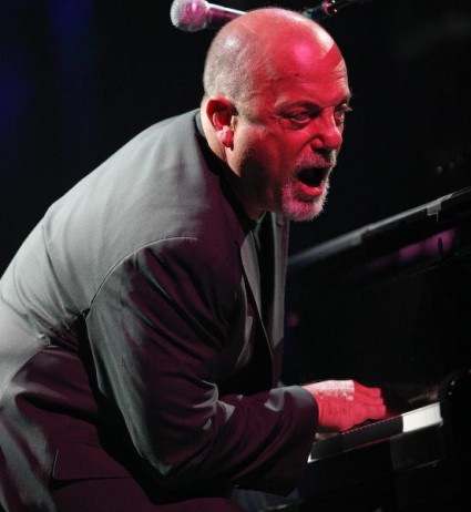 Billy Joel live in concert now the piano man rare only the good die young rare