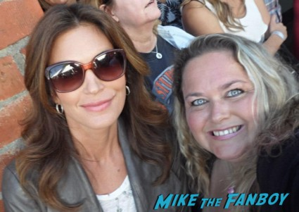 Cindy Crawford fan photo signing autographs ho sexy rare promo