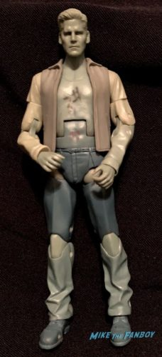 1950s angel prototype action figure unpainted