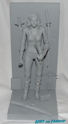 your welcome cordelia paint sample  prototype action figure buffy the vampire slayer