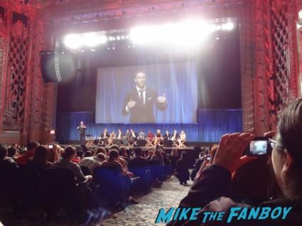 Paleyfest 2013 panel with Andrew Lincoln! Norman Reedus! Laurie Holden! Steven Yuen! Danai Gurira! Robert Kirkman!