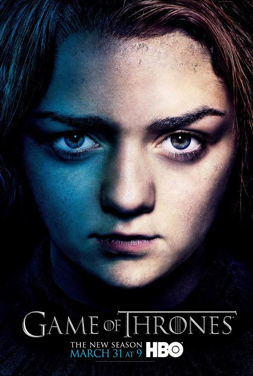 GOT3-Arya-Poster GOT3-Bran-Poster GOT3-Catelyn-Poster GOT3-Cersei-Poster game of thrones season 3 lena headey-Tyrion-Poster character poster