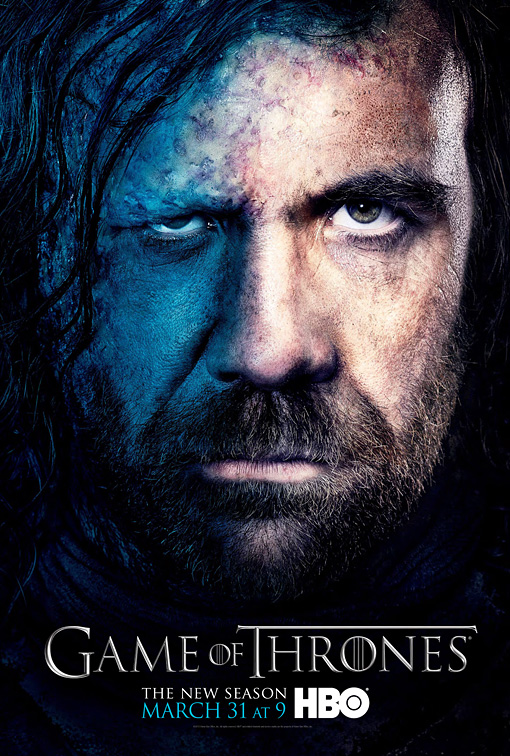 GOT3-Sandor-Poster game of thrones season 3 peter dinklage-Tyrion-Poster character poster