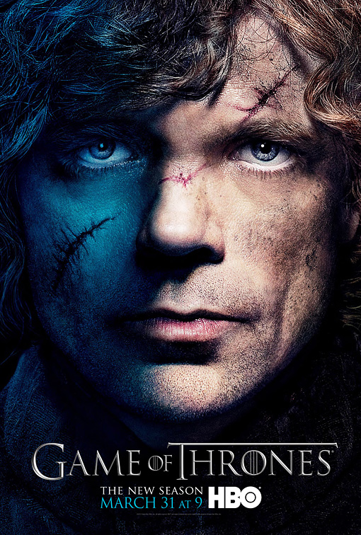 game of thrones season 3 peter dinklage-Tyrion-Poster character poster