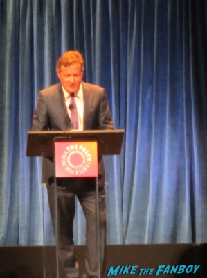Aaron sorkin q and a the newsroom moderating the newsroom q and a at paleyfest 2013 rare promo rare