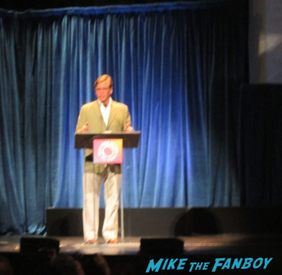 Piers morgan moderating the newsroom q and a at paleyfest 2013 rare promo rare