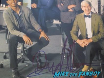 dev patel signed autograph studio 60 on the sunset strip dvd rare