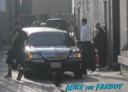 Jeremy piven arriving at a talk show taping rare promo hot sexy