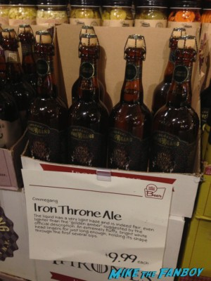 Whole Food's to try the newOmmegang's Iron Throne Blonde Ale