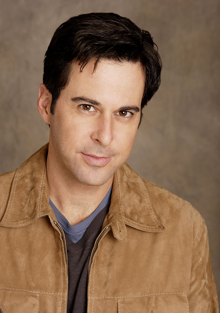Jonathan-Silverman press promo still rare the single guy weekend at bernie's press photo still
