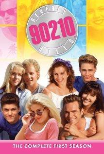 beverly hills 90210 season 1 rare promo dvd cover cast photo press still rare promo